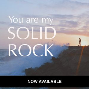 You Are My Solid Rock - Split Accompaniment Track MP3-0